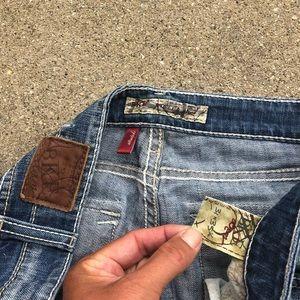 BKE Jeans - BKE Stella Bootcut Jeans Buckle Denim Size 31